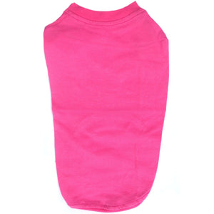 Cat T-shirt - Deep Pink - Clothes for Cats