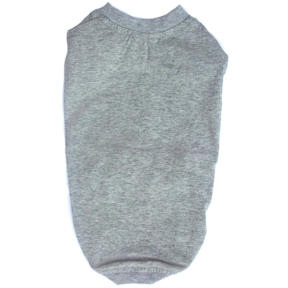 Cat T-Shirt - Grey Marl - Clothes for Cats