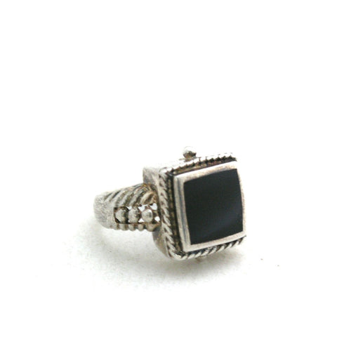 B is for Black Onyx