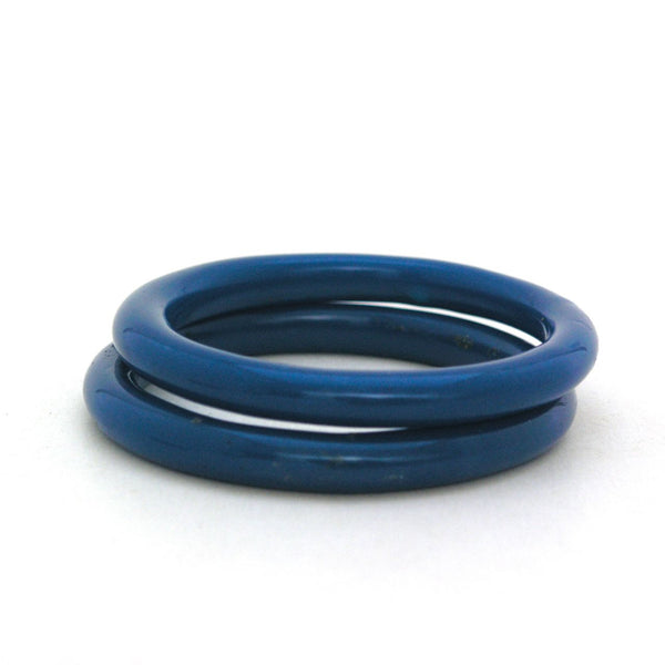 B is for Blue Bangles