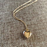 Necklace / Heart Locket
