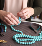 Thursday, March 23rd: Beaded Necklace Workshop