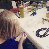 Wednesday June 15th: Mom & Me Necklace Workshop