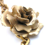 Corsage Necklace