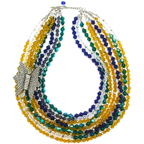 A Colorful Change of Being