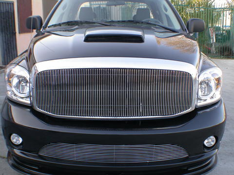 Chrome Metal Billet Grille