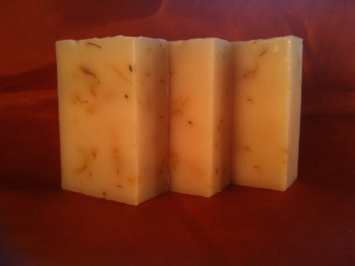 Sweet Orange, Cedarwood & Calendula Soap