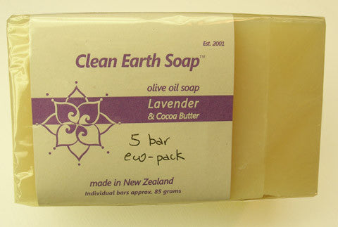 Lavender & Cocoa Butter - normal to dry skin