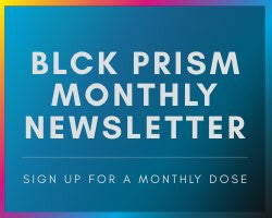 Blck Prism monthly newsletter