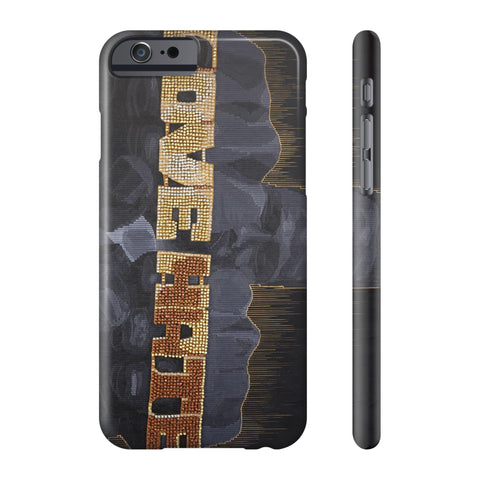 Radio Raheem Love/Hate Phone Case