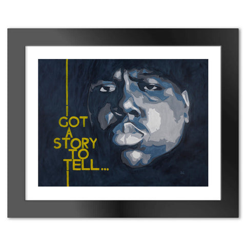 "Notorious BIG ""I Got a Story to Tell"""