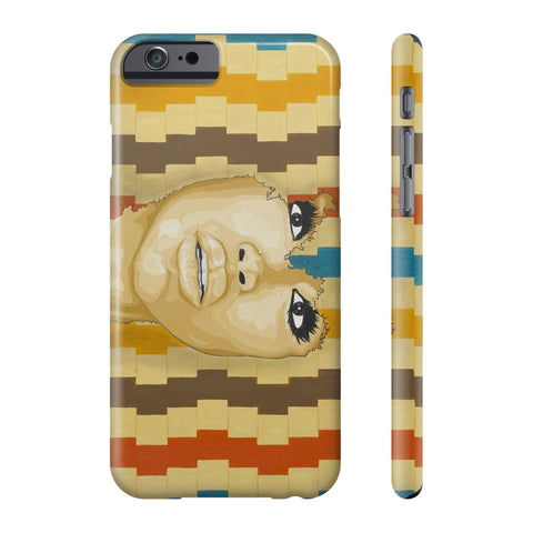 Badu The Gaze Phone Case