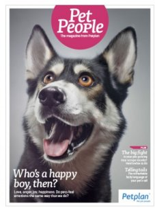 Pet People Magazine, Is it right or wrong to dress up pets? October 2012