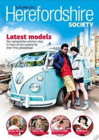 Herefordshire Society Magazine  -  Autumn 2011