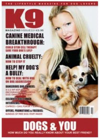 K9 Magazine Collar Collection Review – Issue 22, Autumn 2007