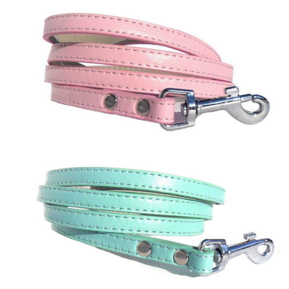 Dog Leads Classic Dog Leads - Small - Prince & Princess Designer Petwear