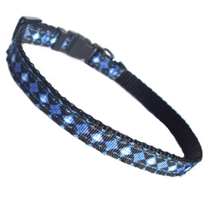 Dog Collars Diamond Adjustable Dog Collars - Prince & Princess Designer Petwear