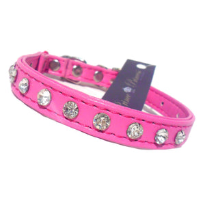 Cat Collars Glamour Puss Cat Collar - Prince & Princess Designer Petwear