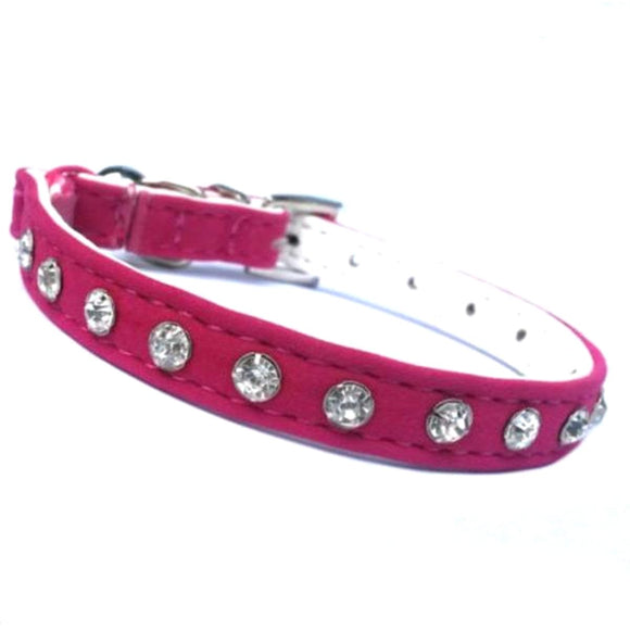 Cat Collars Majestic Crystal Kitten Collar - Prince & Princess Designer Petwear