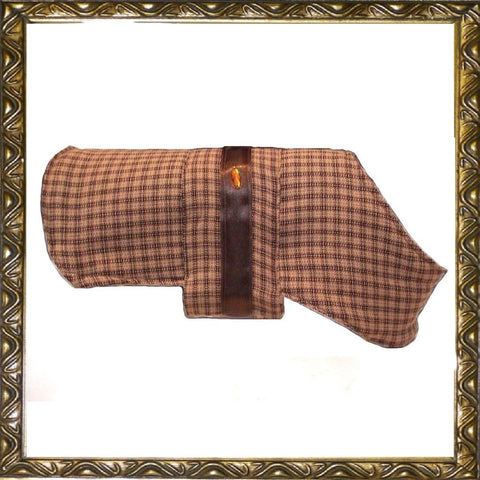 Tweed Dog Coat by Prediletto