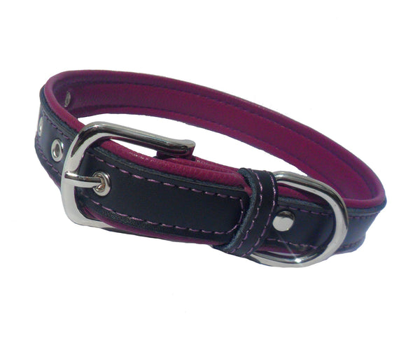 Dog Collars Berry Dog Collar - Prince & Princess Designer Petwear