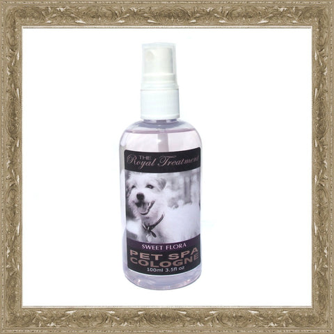 Sweet Flora Pet Cologne Spray