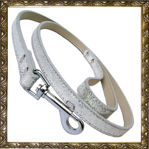 Dog Leads Disco Fever Dog Lead - Prince & Princess Designer Petwear