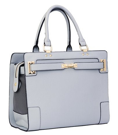 Grey Elegant Pet Carrier