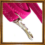 Dog Collar & Lead Sets Valentine Heart Dog Collar & Lead by Prediletto - Prince & Princess Designer Petwear