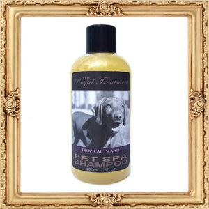 Pet Shampoo Tropical Island Pet Shampoo - Prince & Princess Designer Petwear