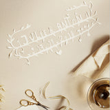 poetic papercut wedding