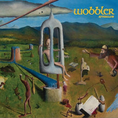 CD: Wobbler: Afterglow (Remixed and remastered in 2015)