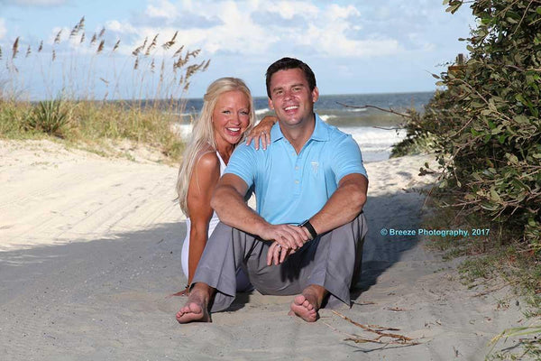 30 Minute Portrait - Kiawah Photographer - BreezePhoto.com
