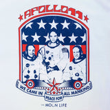 """Apollo 11"" • T-shirt • White"