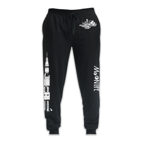 """Magnificent Desolation"" • Joggers • Black"