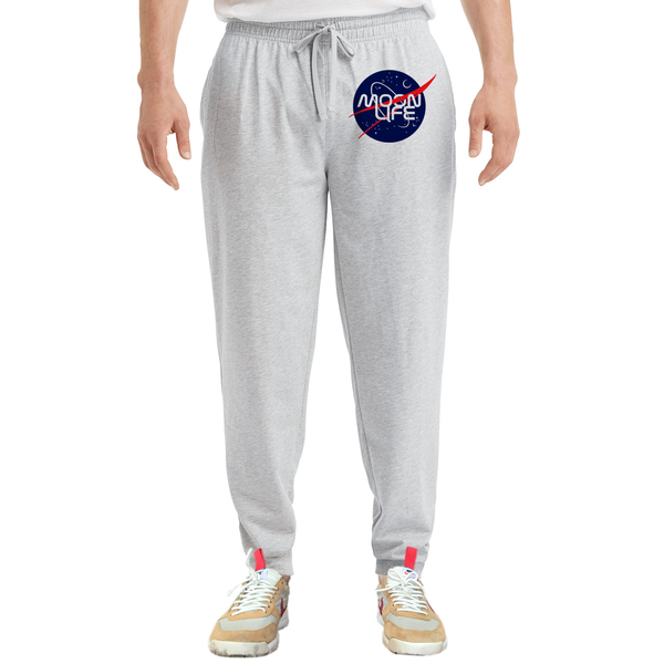 """Lunar Module"" • Joggers • Athletic Grey"