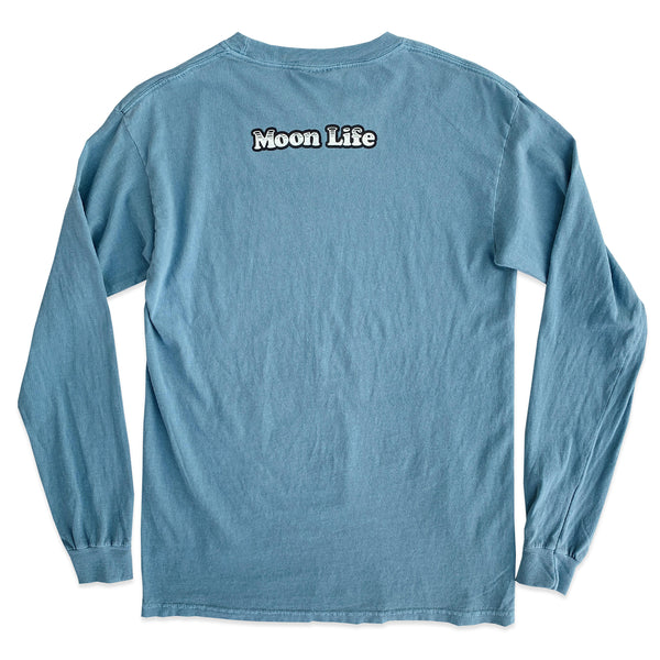 """Spaced Agin!"" • Long Sleeve • Ice Blue"