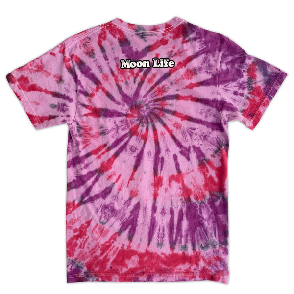 """Spaced Agin!"" • T-shirt • Tie-Dye"