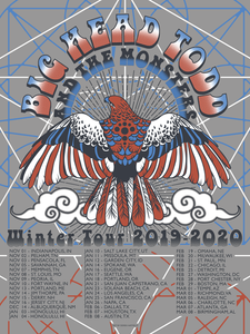 2020 Winter Tour Poster