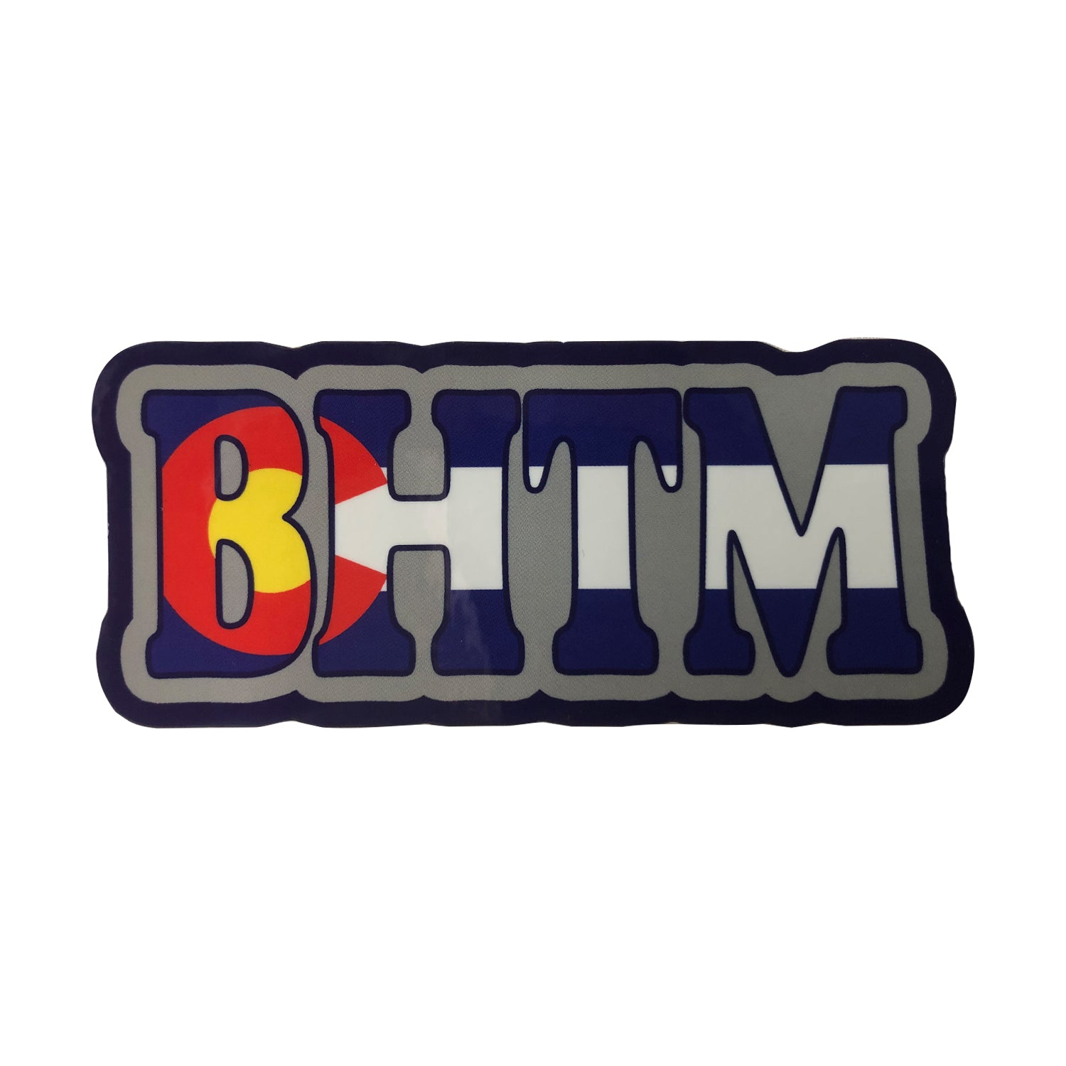 BHTM Colorado Sticker