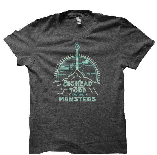 Guitar Mountain Tee