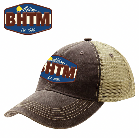 BHTM Mountain Mesh Cap
