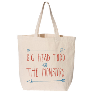 Big Head Todd and the Monsters Canvas Tote