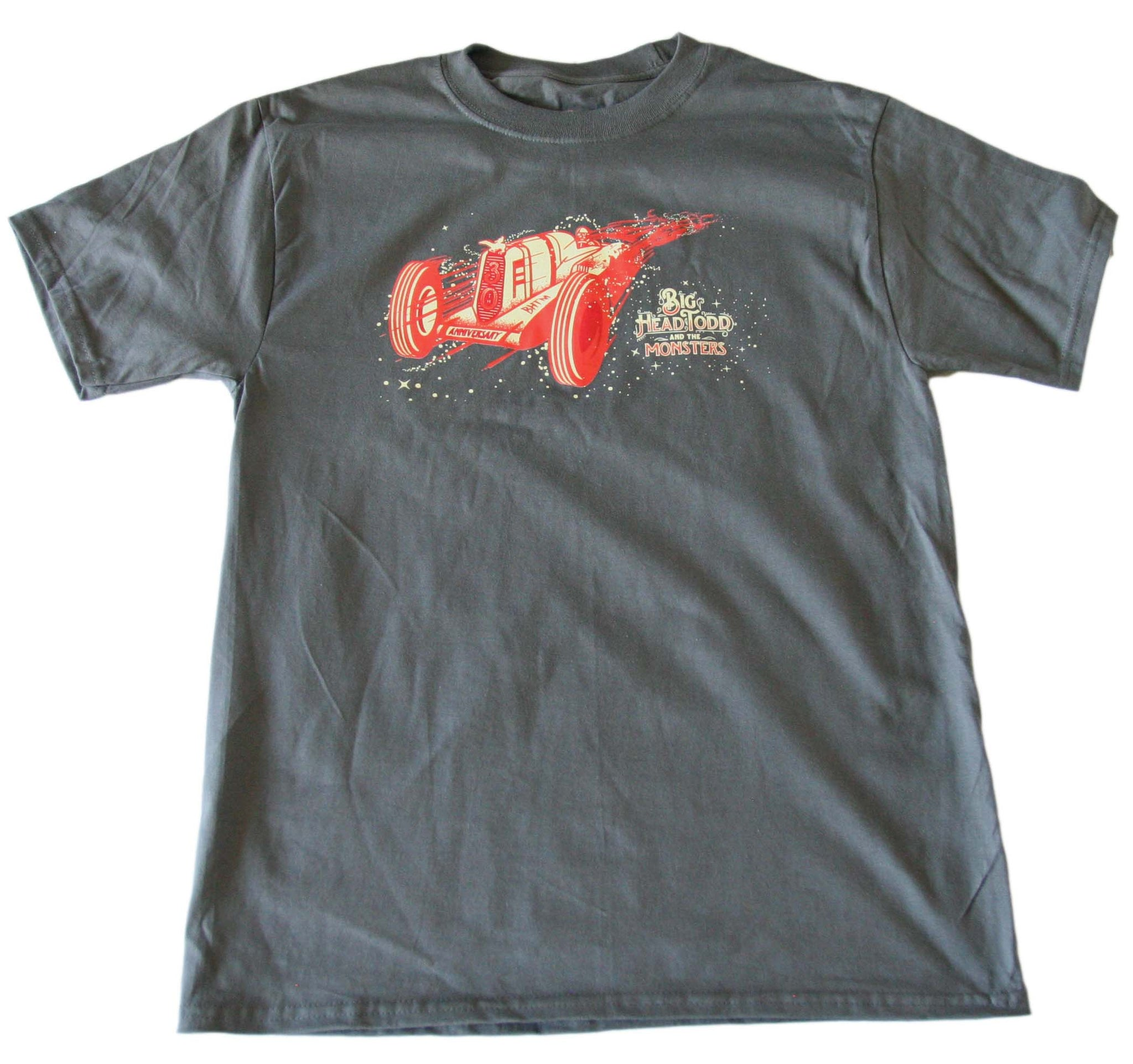 Mens Wipeout Turn Tee