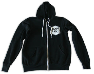 Big Head Todd Black Hoodie