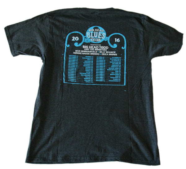 Big Head Blues Club Tour Tee