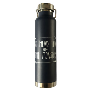 Big Head Todd Arrow Water Bottle