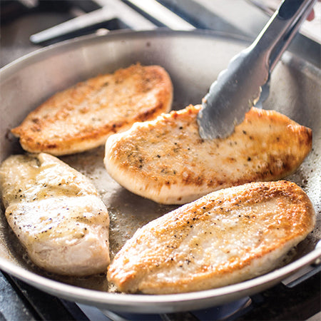 Blanche's Sautéed Chicken Breast