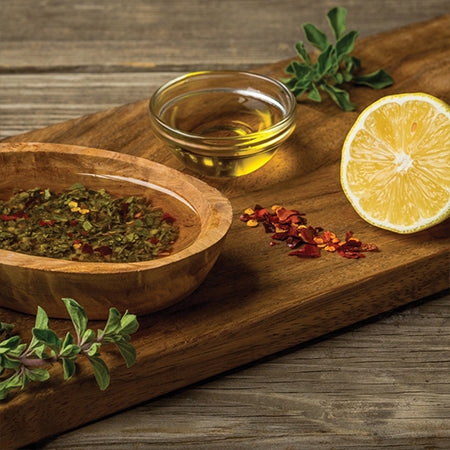 Marinade with Oregano