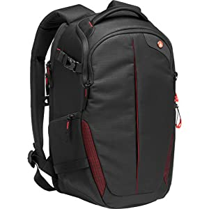 Mochila Manfrotto MB PL-BP-R-110 RedBee-110 Backpack color negro